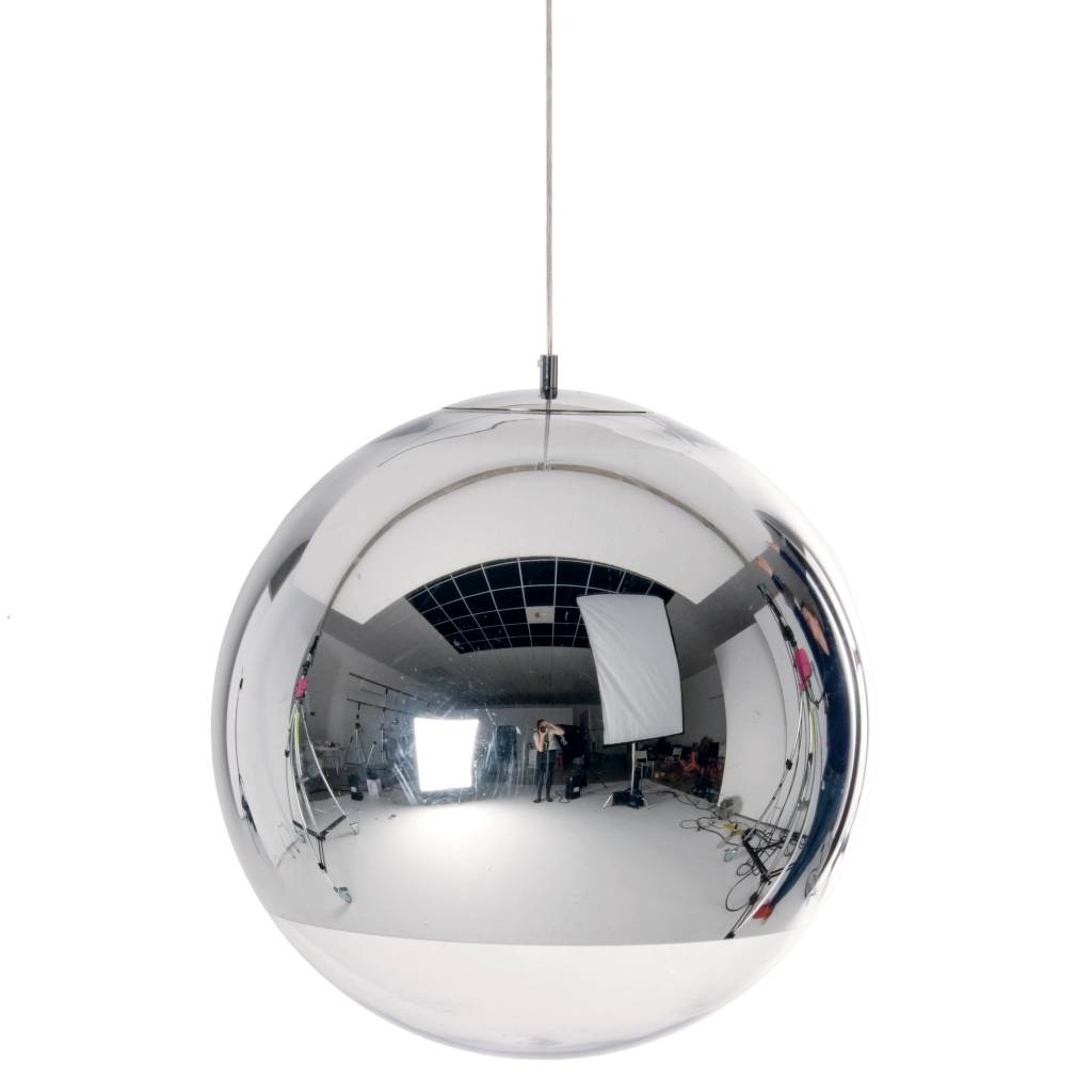 Tom Dixon Mirror Ball Pendant