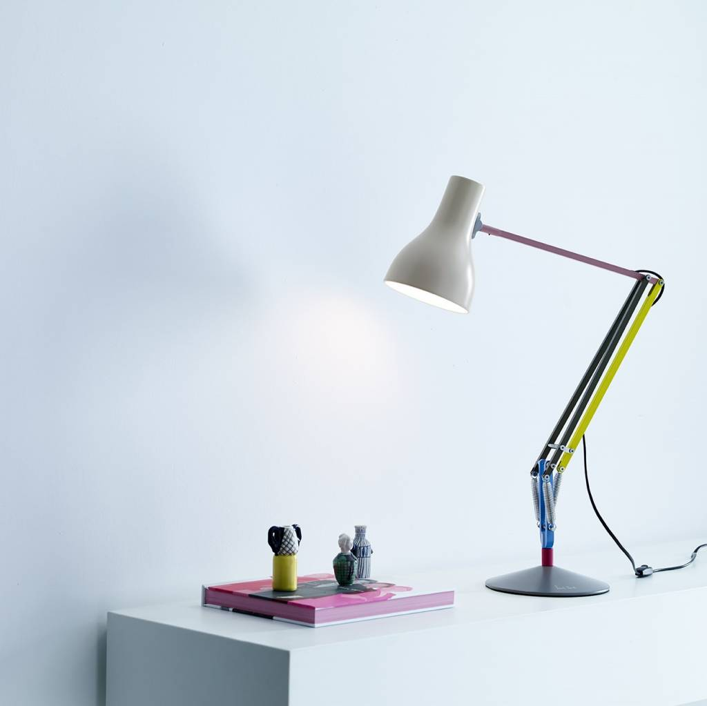 ... Anglepoise Type 75 Mini Desk Lamp   Paul Smith Edition ...