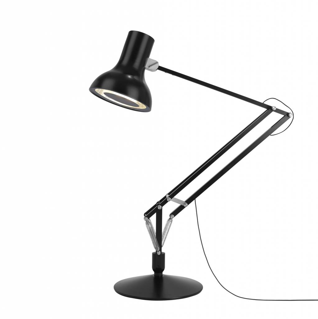 Anglepoise type 75 giant floor lamp lumigroup architectural anglepoise type 75 giant floor lamp aloadofball Gallery