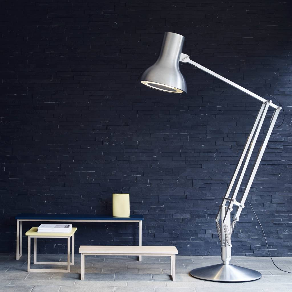 Anglepoise type 75 giant floor lamp lumigroup architectural anglepoise type 75 giant floor lamp aloadofball Image collections