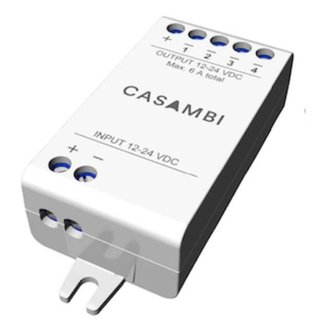 CBU-PWM4 Bluetooth Controllable Dimmer