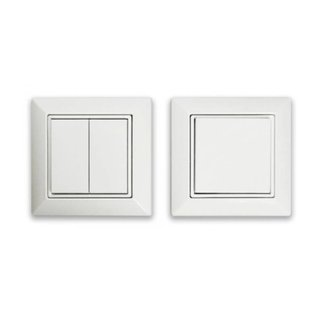 EnOcean Easyfit Single/Double Rocker Wall Switch
