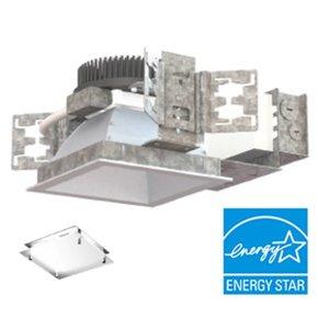 6SQLFL2X - 6'' Square Apature LED