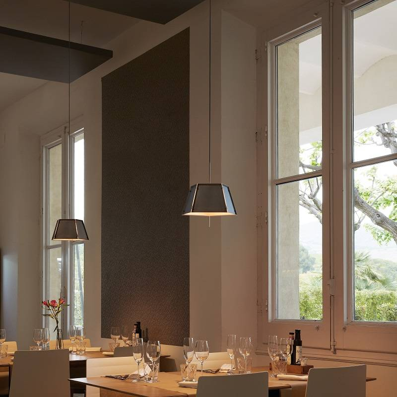 Bover Barcelona Lights Penta suspension par Bover