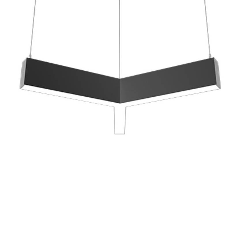 Deco Lighting Vector Triad Pendant
