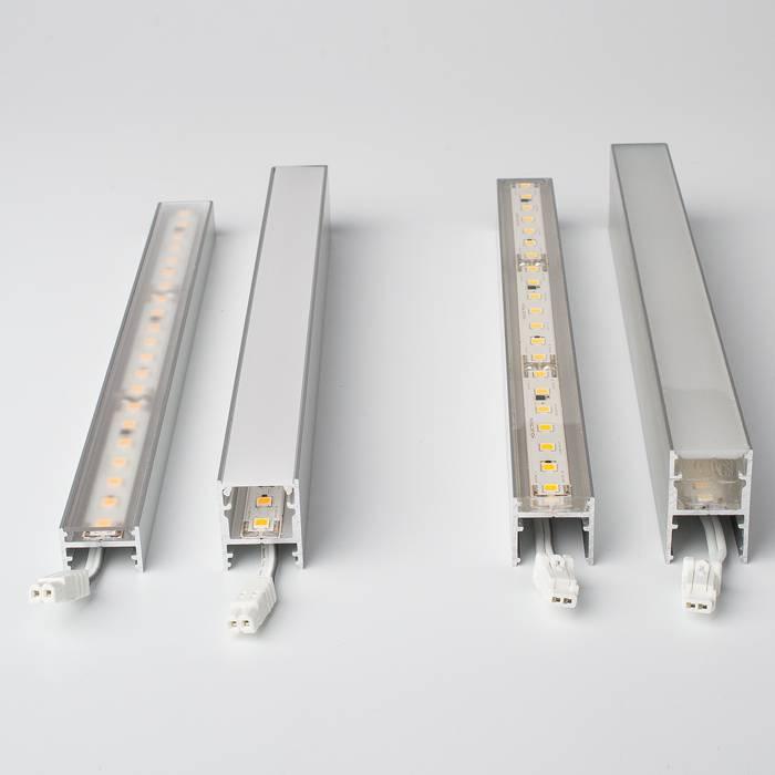Holectron ULA profils modulaires d'intérieur