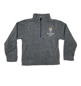 Elder Manufacturing Co. Inc. OUR LADY OF PERPETUAL HELP 1/4 ZIP FLEECE