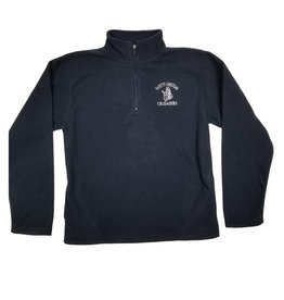 Elder Manufacturing Co. Inc. FAYETTE CHRISTIAN 1/4 ZIP FLEECE