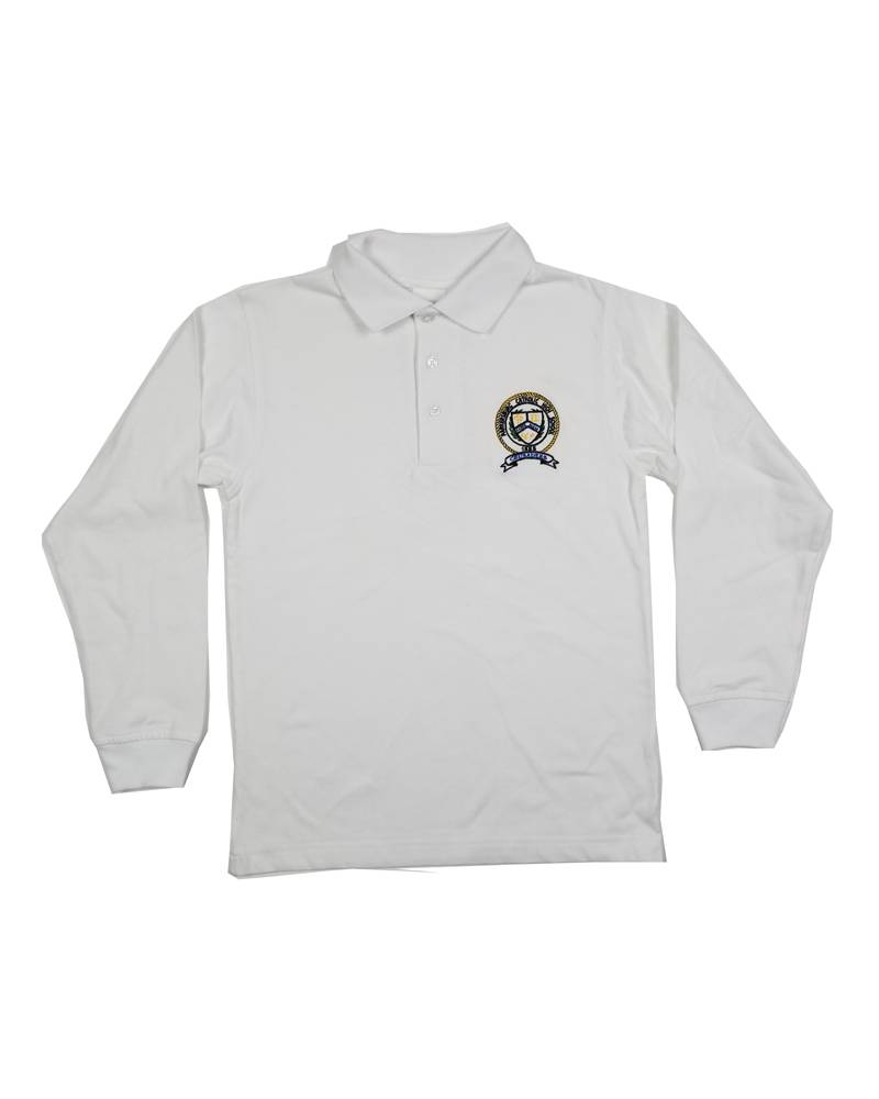 Elder Manufacturing Co. Inc. PARKERSBURG CATHOLIC LS POLO SHIRT