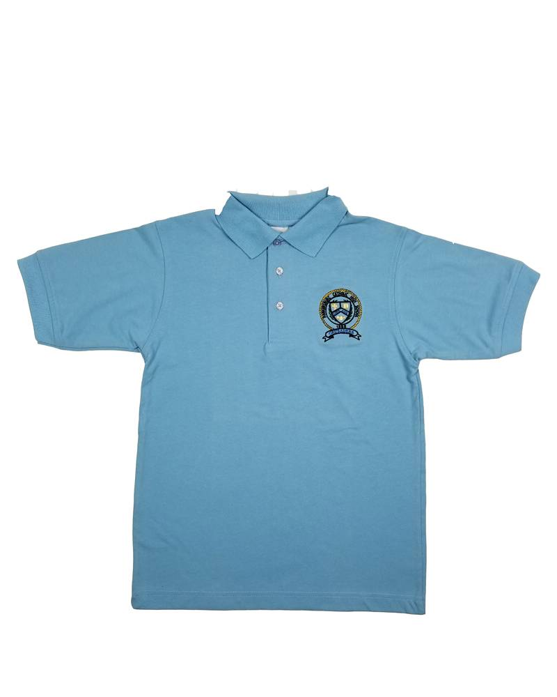 Elder Manufacturing Co. Inc. PARKERSBURG CATHOLIC SS POLO SHIRT