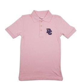 Classroom Uniforms Dayton Christian SS Polo - Pink