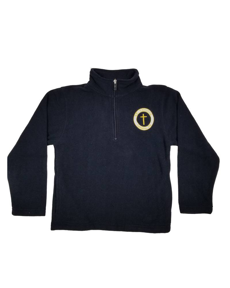 Elder Manufacturing Co. Inc. ST. CECILIA  ZIP FLEECE