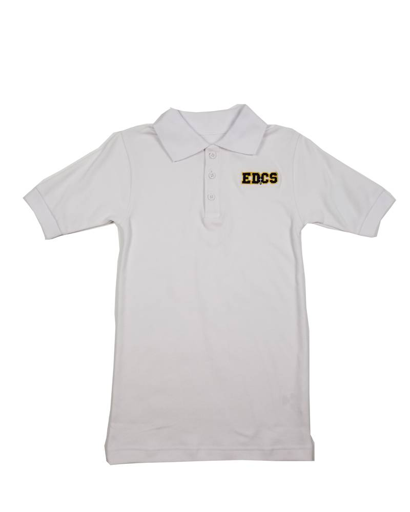 Classroom Uniforms EAST DAYTON CHRISTIAN SS KNIT SHIRT