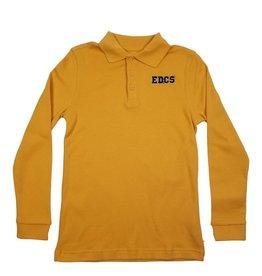 Classroom Uniforms EAST DAYTON CHRISTIAN LS KNIT SHIRT