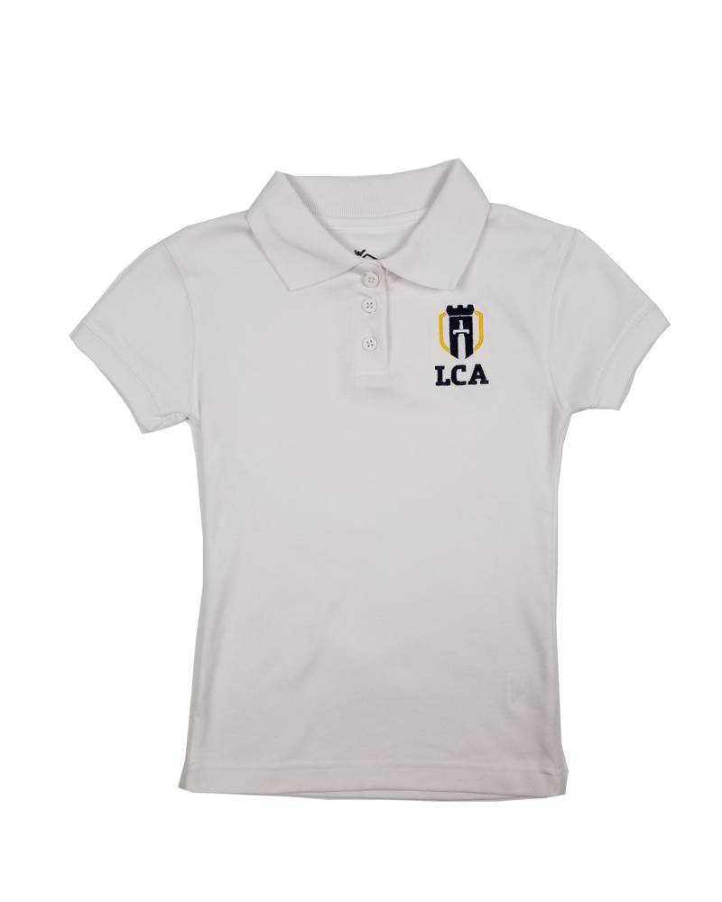Classroom Uniforms LEGACY CHRISTIAN GIRLS SS POLO SHIRT