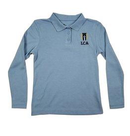 Classroom Uniforms LEGACY CHRISTIAN GIRLS LS POLO SHIRT