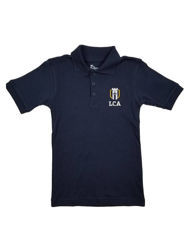 Classroom Uniforms LEGACY CHRISTIAN SS POLO SHIRT