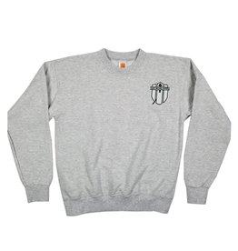 School Apparel, Inc. ST. MICHAEL FINDLAY SWEATSHIRT WITH CREST