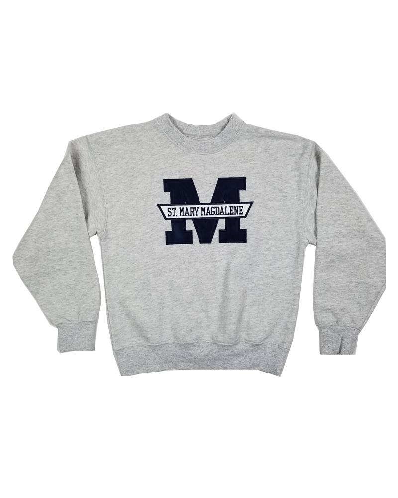 FRIDAYCREAT ST. MARY MAGDALENE  SOLID SWEATSHIRT