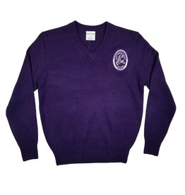 Elder Manufacturing Co. Inc. ST FRANCIS DESALES V-NECK PULLOVER SWEATER