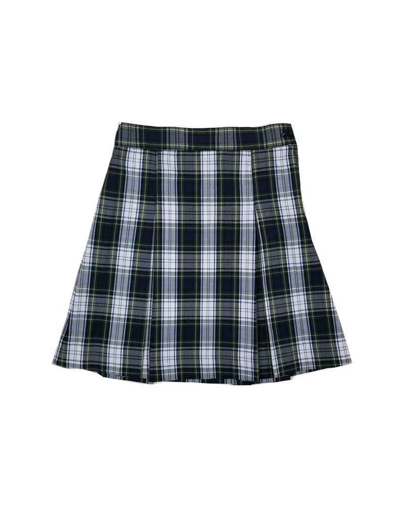 Skirt Style 134 Plaid 80