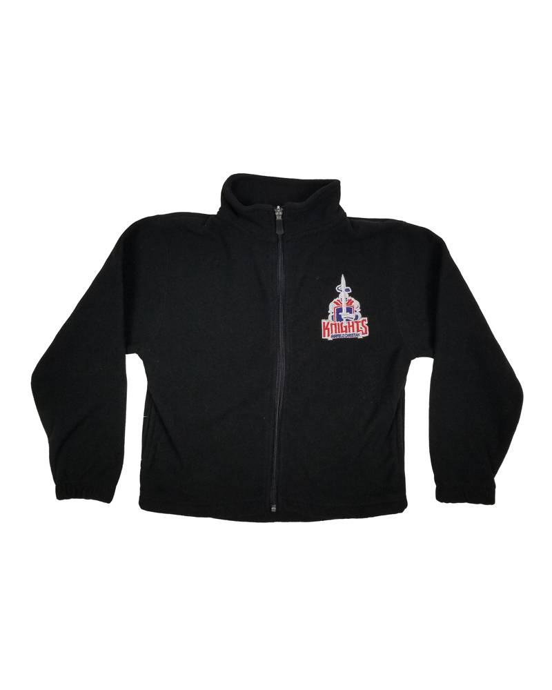 Elder Manufacturing Co. Inc. FAIRFIELD CHRISTIAN FULL-ZIP FLEECE