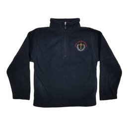Elder Manufacturing Co. Inc. ST AGATHA 1/4 ZIP FLEECE