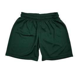Ramco MICROMESH GYM SHORTS HUNTER GREEN