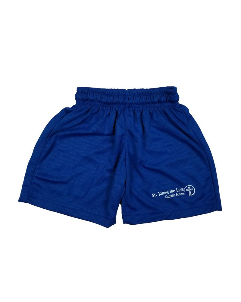 POWELL PRINT ST. JAMES GYM SHORTS