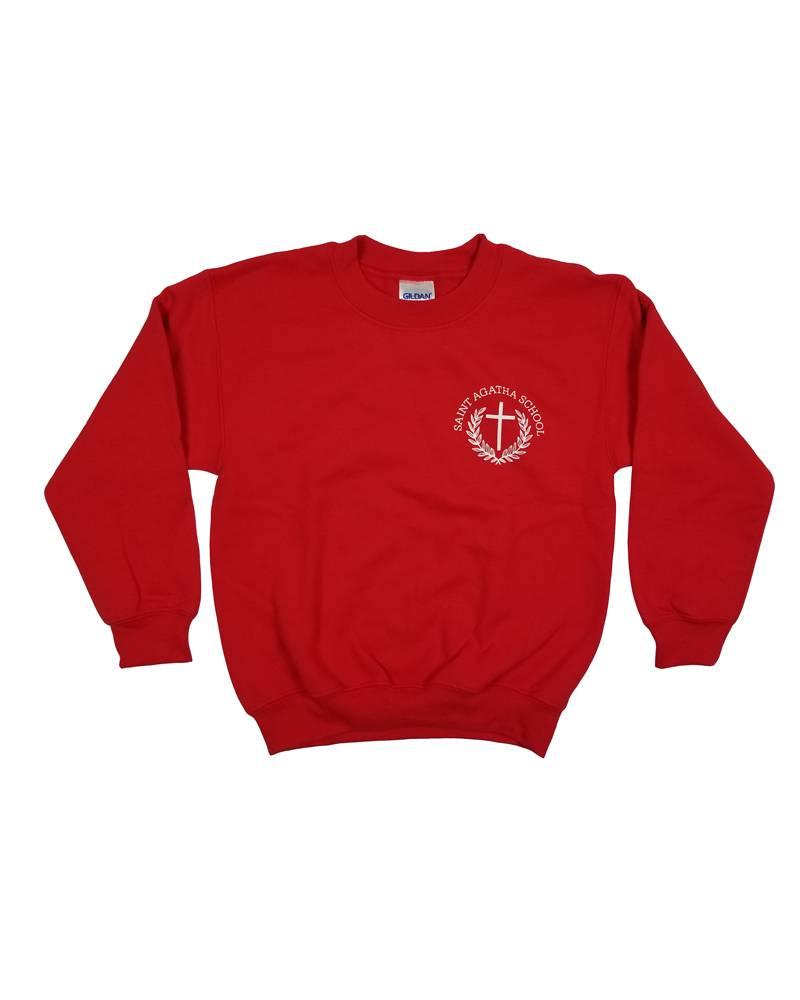 Heritage Sportswear ST. AGATHA GYM SWEATSHIRT