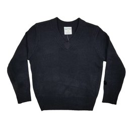 Elder Manufacturing Co. Inc. V/NECK PULLOVER SWEATER NAVY