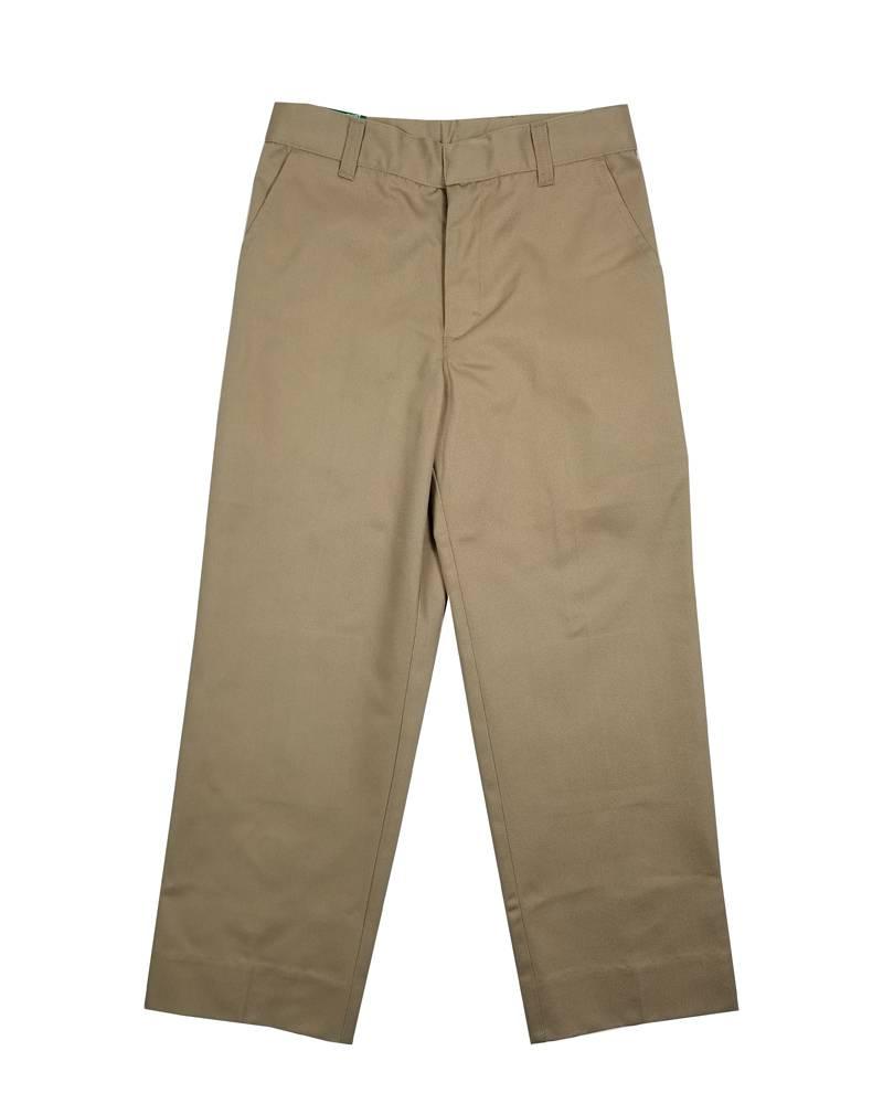 Classroom Uniforms CLASSROOM BOYS FLAT FRONT PANT KHAKI