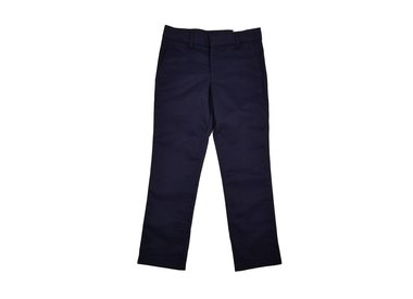 GIRLS FLAT FRONT PANTS