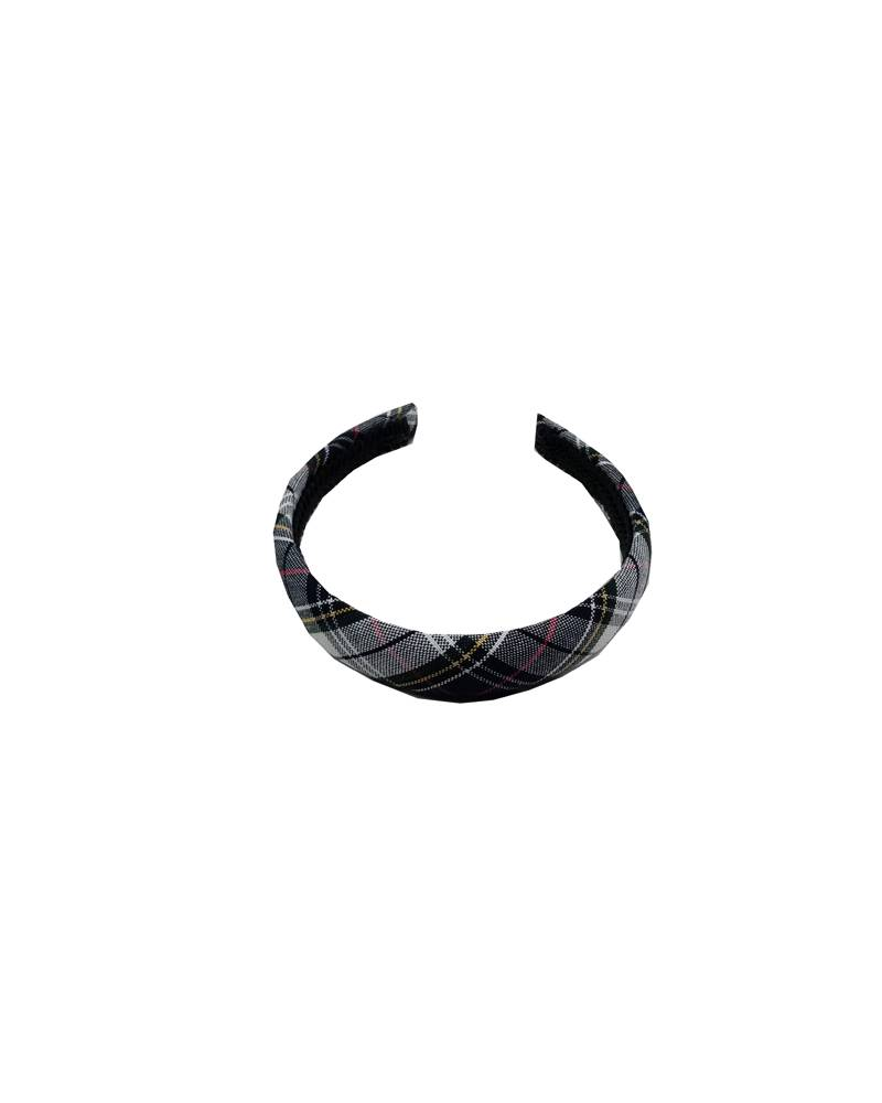 A Finishing Touch HAIR ACCESSORIES PLAID 8B