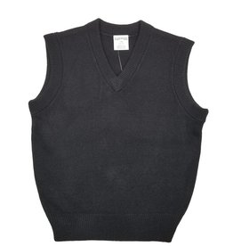 Elder Manufacturing Co. Inc. V/NECK SWEATER VEST NAVY B