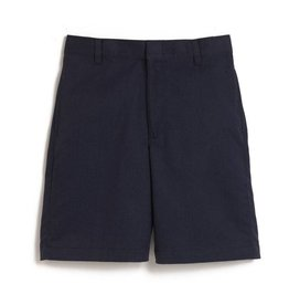 Elder Manufacturing Co. Inc. BOYS/MENS FLAT FRONT SHORTS NAVY 4