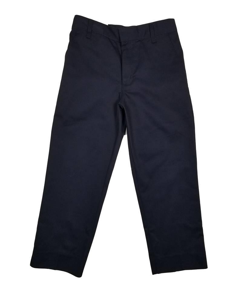 Classroom Uniforms CLASSROOM BOYS FLAT FRONT PANT NAVY B