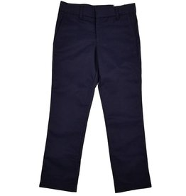 Elder Manufacturing Co. Inc. GIRLS/LADIES FLAT FRONT PANTS NAVY 4