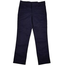 Elder Manufacturing Co. Inc. GIRLS/LADIES FLAT FRONT PANTS NAVY 4