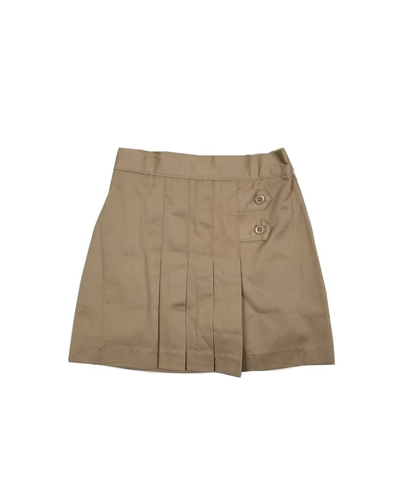 Classroom Uniforms CLASSROOM SCOOTER SKORT KHAKI B