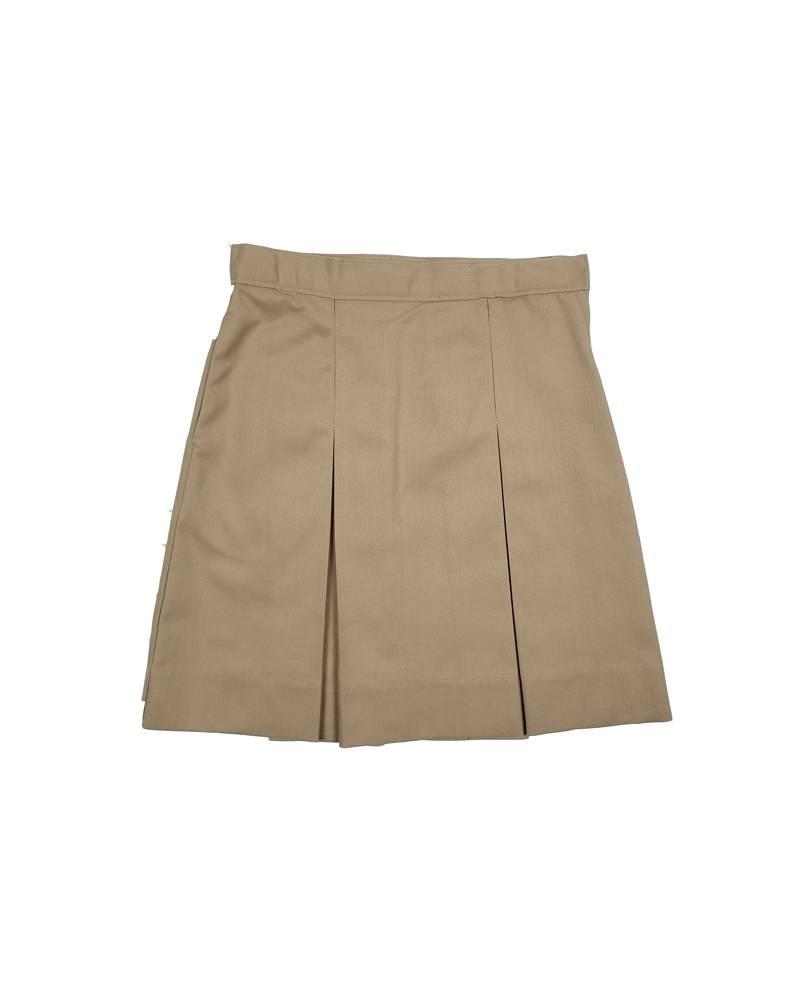Skirt Style 134 Khaki B