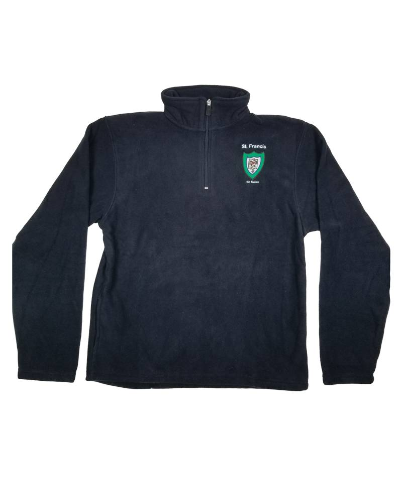 Elder Manufacturing Co. Inc. ST. FRANCIS NEWARK 1/4 ZIP FLEECE
