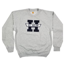 School Apparel, Inc. ST. HELEN  SOLID SWEATSHIRT