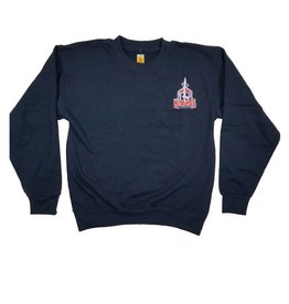 School Apparel, Inc. FAIRFIELD CHR SWEATSHIRT W/CREST