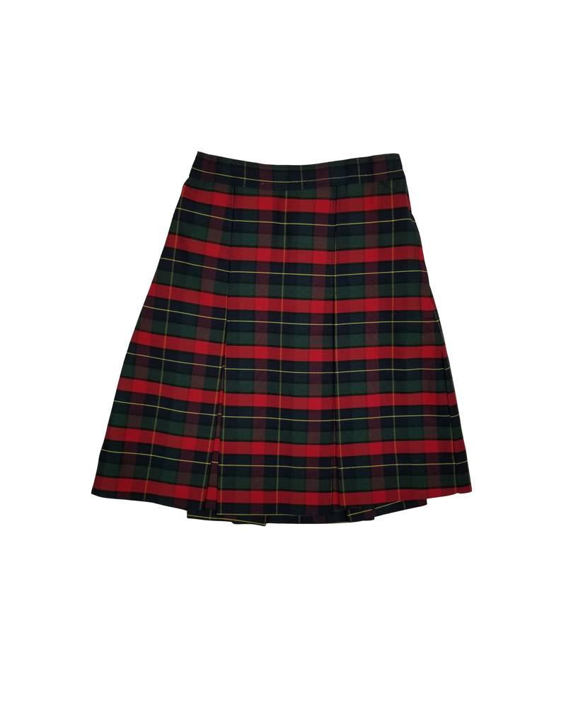 Skirt Style 134 Plaid 66
