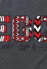 EGC Tribal Monogram T-Shirt