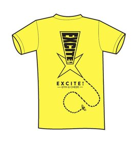 18-19 Yellow Excite Bee T-Shirt