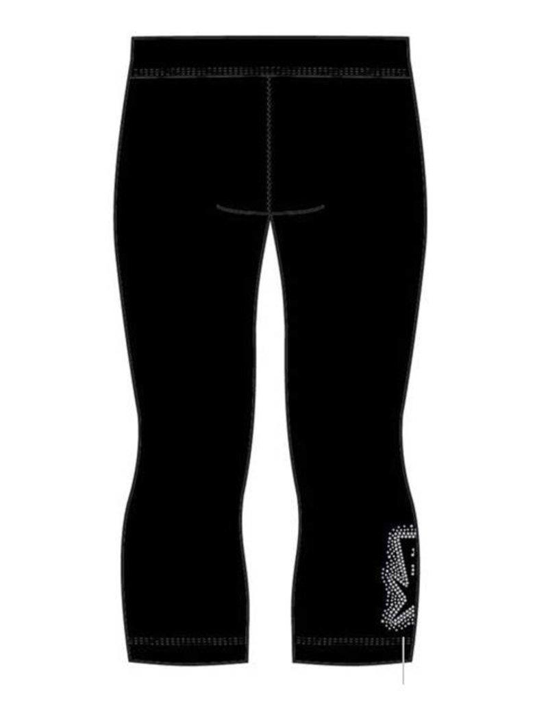 2018 Gym Team Capri Leggings