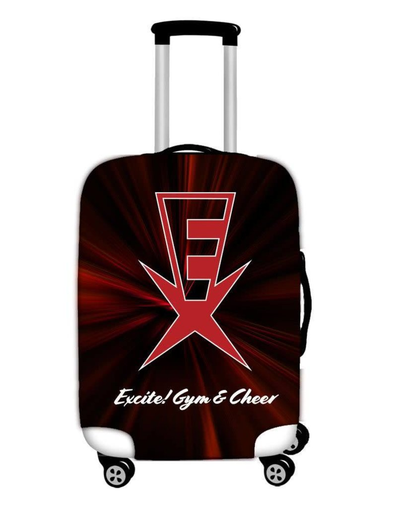 Cheer Media Sublimated Luggage Cover