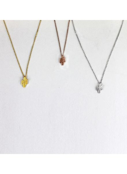 Must Have Cactus Necklace (ENE0191)